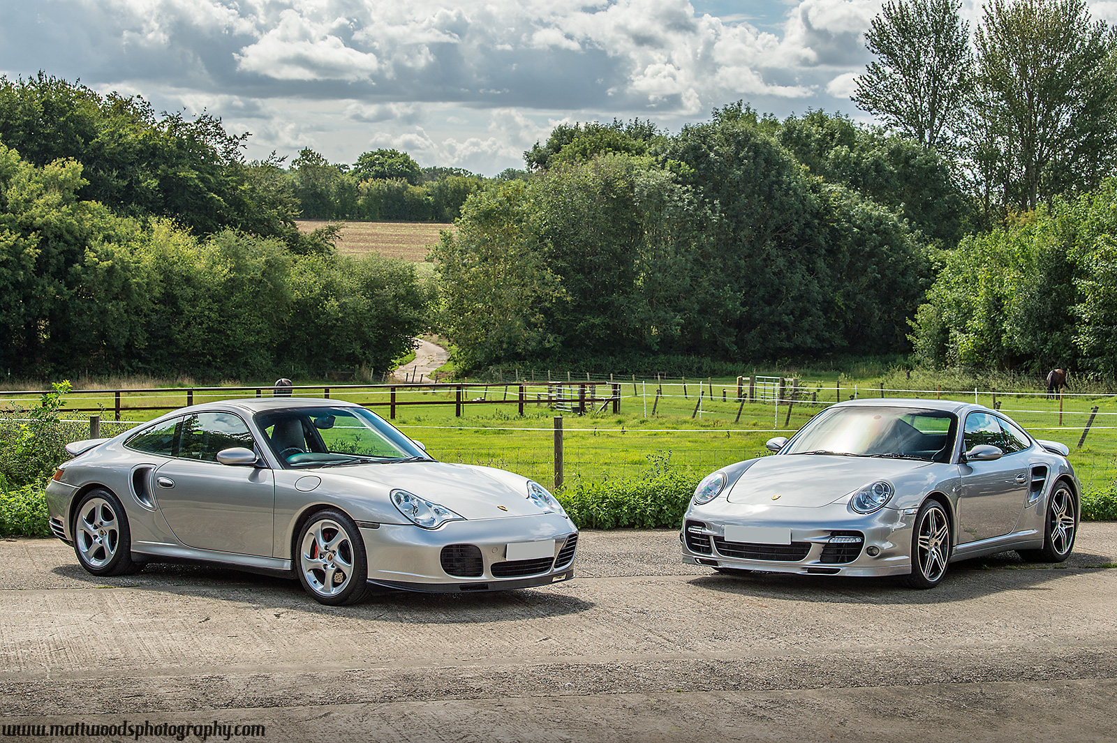 porsche 996 997 turbo photos