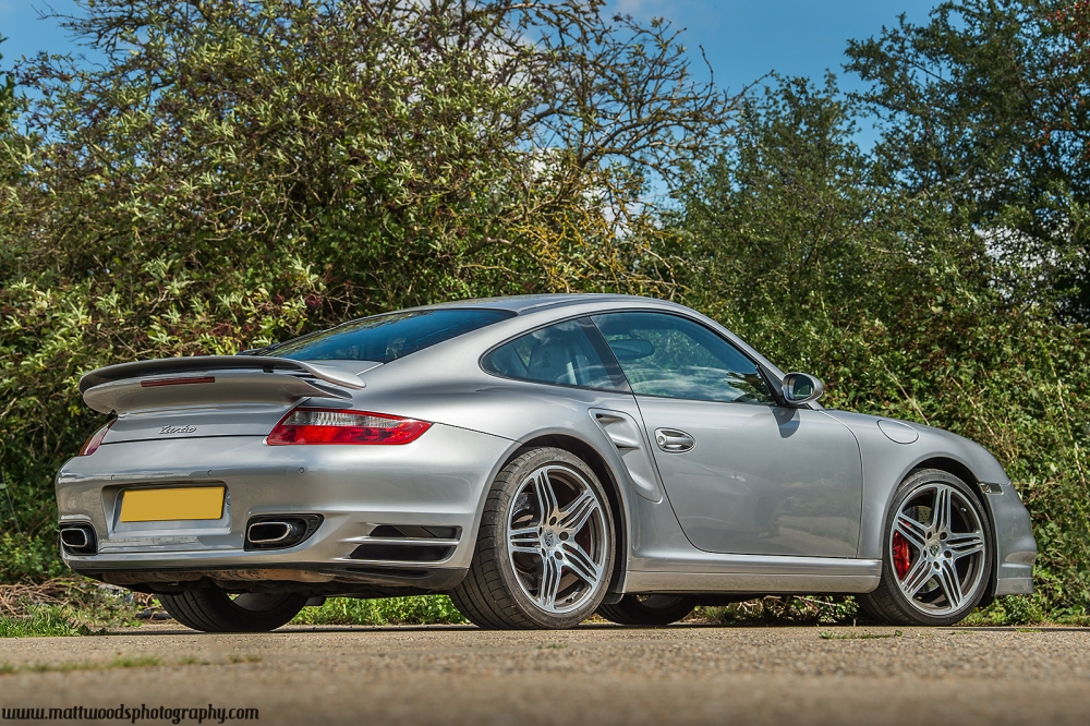 supercar photography porsche 997 turbo photos