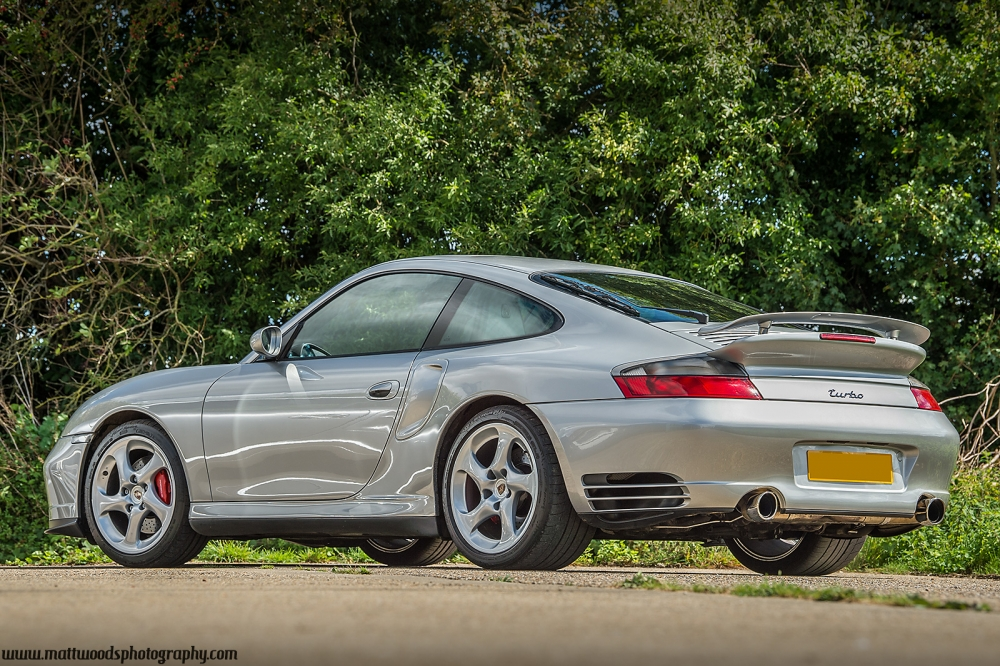 supercar photography porsche 996 turbo photos